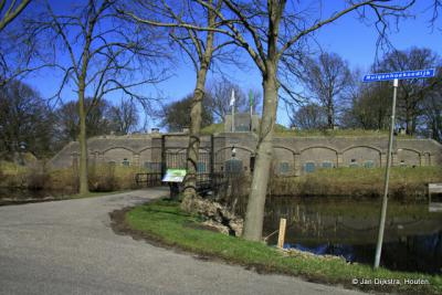 Groenekan, Fort Ruigenhoek