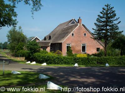 Foxwolde, Noord-Drentse boerderij