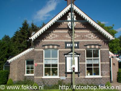 Foxwolde, tolhuis aan de Roderwolderweg