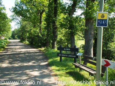 Foxwolde, ingang Kleibos