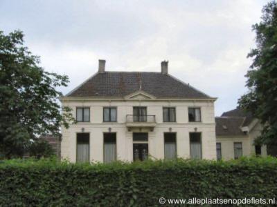 Buurtschap Frankhuis, herenhuis