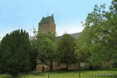 Sint Ludgerkerk in Garnwerd