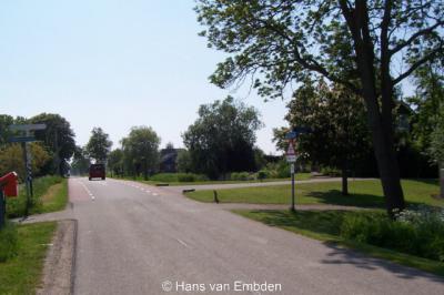 Gelderswoude, buurtschapsgezicht