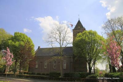 De Hervormde kerk van Genderen, uit de 13e eeuw