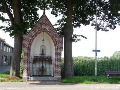 Geulle aan de Maas, kapelletje aan de weg Geulderlei