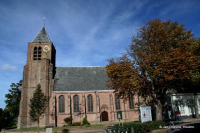 De Hervormde kerk van Giessen-Oudekerk