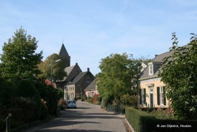 In Giessen-Oudekerk aangekomen
