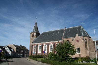 De Hervormde kerk van Giessenburg