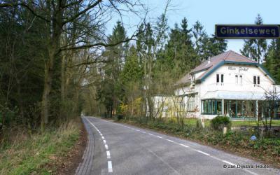 Ginkel, Landgoed Ginkelduin, bungalowpark en camping