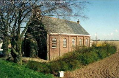 Greup, Hervormde kerk