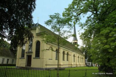 De Hervormde kerk in Grijpskerk