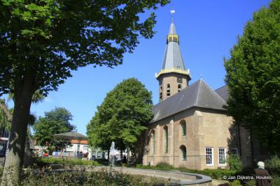De Hervormde (PKN) Grote Kerk in Groede is een voorbeeld van een hallenkerk zoals die vanaf 1250 langs de Vlaamse kust zijn gebouwd