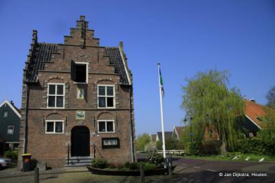 Raadhuis Grootschermer.