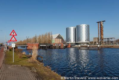 Halfweg, Sugar City, vanaf Zwanenburg