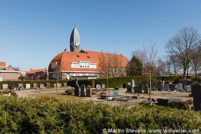 Halfweg, RK kerk O.L.V. Geboorte