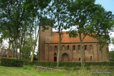 De Sint Annakerk in Hantumhuizen