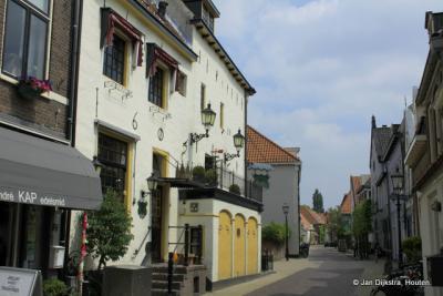 Oude bakkerij in de Hoogstraat in Harderwijk.