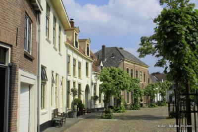 Op de Smeepoortenbrink in Harderwijk.