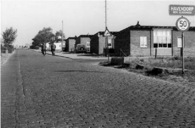 Havendorp in de gem. Vlissingen was als nooddorp van 1946 t/m 1963 een 'dorp in de stad'.