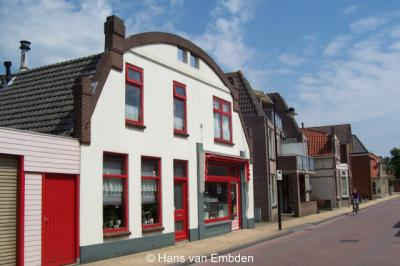 Hazerswoude-Dorp, dorpsgezicht.