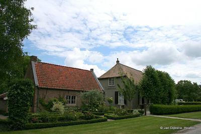 Het Rechthuis in de buurtschap Heemstede.
