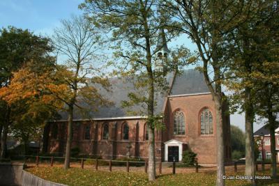 De Hervormde kerk van Hei- en Boeicop.