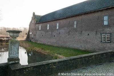 Heisterbrug, Kasteel Terborgh