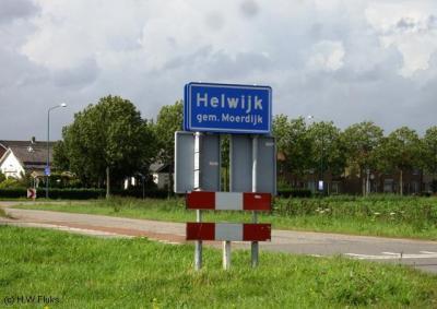 Helwijk is een dorp in de provincie Noord-Brabant, in de regio West-Brabant, en daarbinnen in de streek Baronie en Markiezaat, gemeente Moerdijk. T/m 1996 gemeente Willemstad.