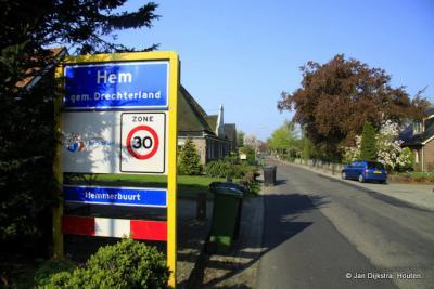 Hem is een dorp in de provincie Noord-Holland, in de streek West-Friesland, gemeente Drechterland. T/m 2005 gemeente Venhuizen.