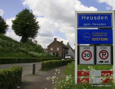 Heusden is een stad en gemeente in de provincie Noord-Brabant, in de regio Langstraat. Bestuurlijk werkt zij daarnaast samen met zowel de regio Hart van Brabant als Noordoost-Brabant.