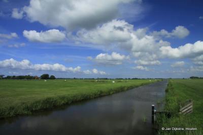 Het landschap bij Hiaure