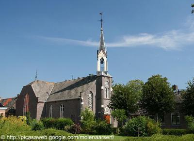 Hijum, de Gereformeerde Bethelkerk uit 1877 is in 2014 aan de eredienst onttrokken