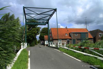 En dit is dus de Hogebrug van de buurtschap Hogebrug.