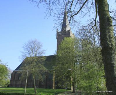De Hervormde kerk van Hoogwoud
