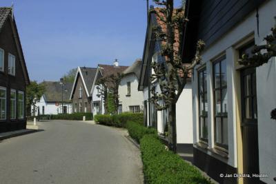 Middenin het mooie dorp Hoornaar in de Alblasserwaard