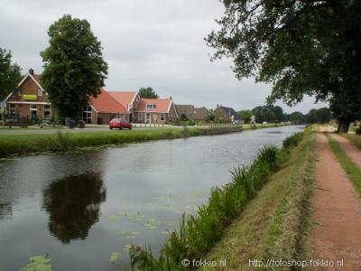 Huis ter Heide, met o.a. Eetcafé Huis ter Heide aan de Norgervaart