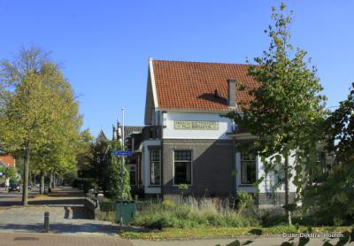 IJsselmuiden, de handel in hooi was vroeger zeer belangrijk