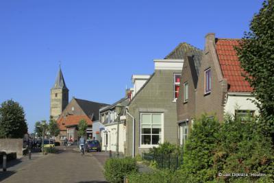 Dorpsgezicht IJsselmuiden.