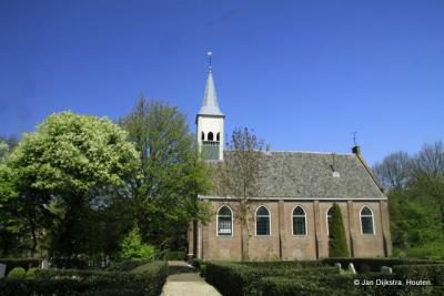 Het kerkje van Jisp