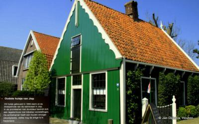 Het oudste huisje van Jisp