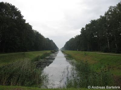 Kanaal Almelo-Nordhorn, ter hoogte van Agelo