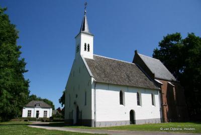 Kapel-Avezaath, de Hervormde (PKN) Agatha Capel