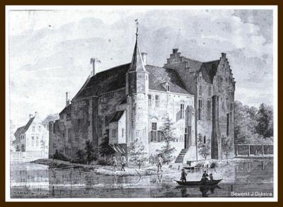 Kasteel Rysenburgh bestond al in de 14de eeuw