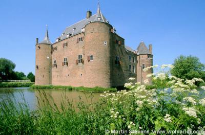 Bommelerwaard, Ammerzoden, kasteel Ammersoyen