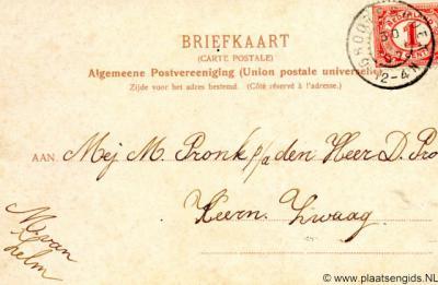 Keern Zwaag 1907