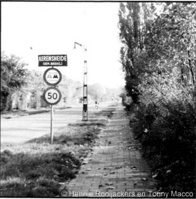 Kerensheide kent men tegenwoordig alleen nog van het snelwegenknooppunt  A2/A76 en de wijk Kerensheide in Stein, maar van 1926 tot 1978 was er ook een mijnwerkersdorpje Kerensheide in de gem. Beek. Op deze pagina leest u er alles over.