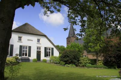 Dorpsgezicht van Kerkwijk
