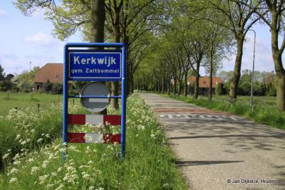 We zijn niet ver meer van Kerkwijk