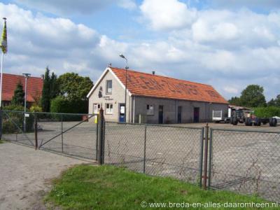 Klein Zundert, corsohûske, Pastoor van Vessemstraat