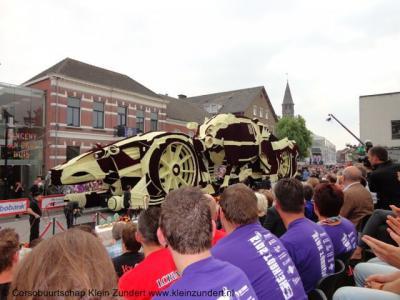 Klein Zundert, corsowagen 2012, Heilige Koe